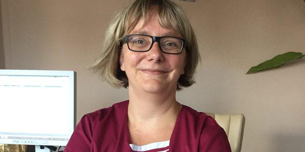 Manuela Meier . Praxis Dr. Woltersdorf Chemnitz